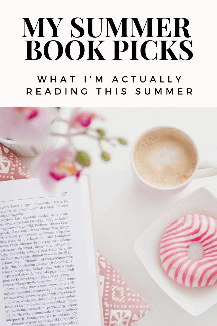 Summer book picks