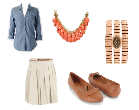 Summer business outfit 4