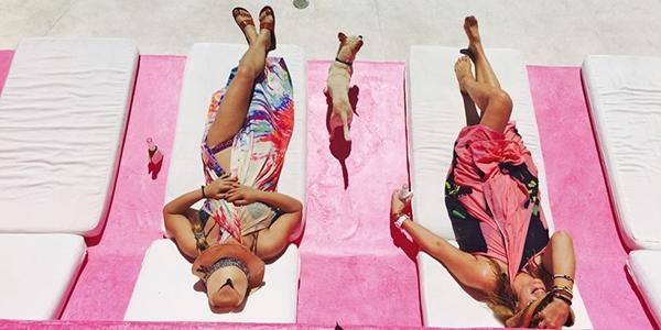 women-tanning-on-beach