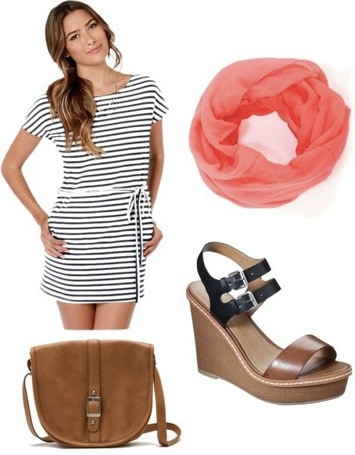 Summer dress outfit 3