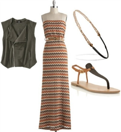 Summer dress outfit 4