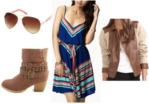 Summer dress outfit 5