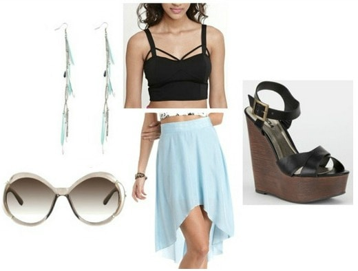 Summer heat outfit 2