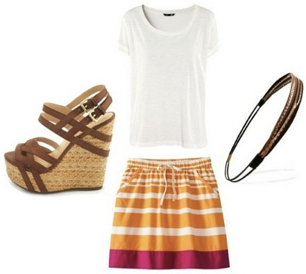 Summer heat outfit 3
