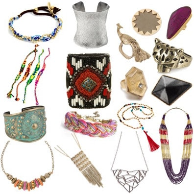 Summer 2011 accessories trend: Interesting jewelry