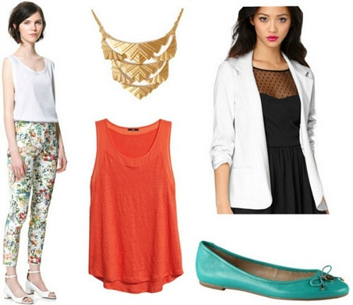Summer office outfit 9 to 5