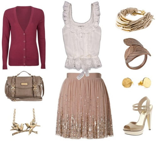 Olympic Opening Ceremony Summer Outfit