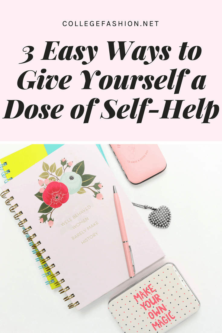 Summer self-help tips for self improvement