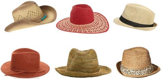 summer staple hats