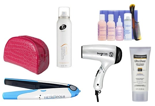 Summer Vacation Beauty Products