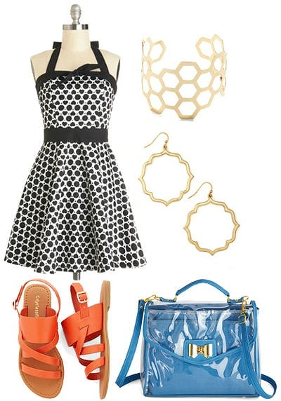Summertime Outfit from ModCloth