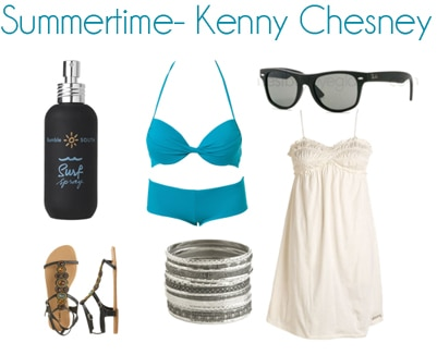 Kenny Chesney Inspired Outfit