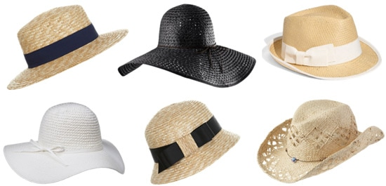 Cute hats for summer