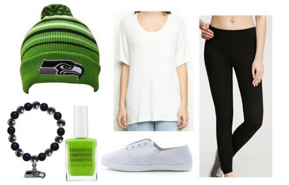 Superbowl looks outfit 1