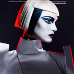 COVERGIRL x Star Wars Stormtrooper makeup look