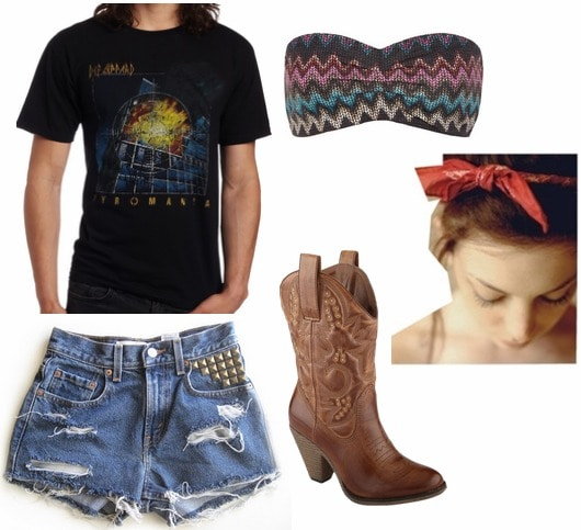 Sweet home alabama outfit