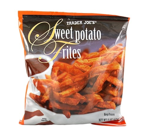 Trader Joe's Sweet Potato Frites Bag