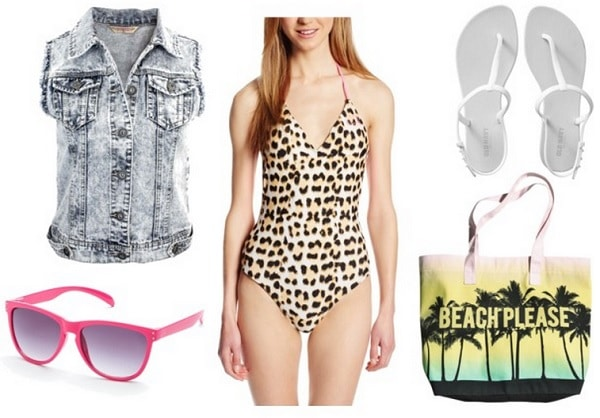 Trendy Beach Outfit