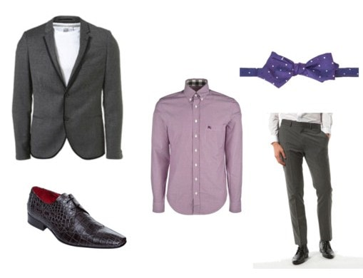 tailored outfit for guys