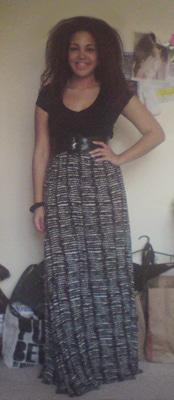 Talisha's outfit