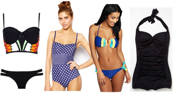 Tall swimsuits
