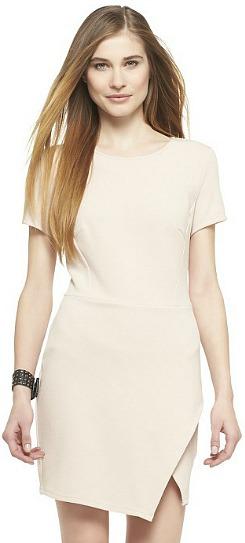 Target asymmetrical dress
