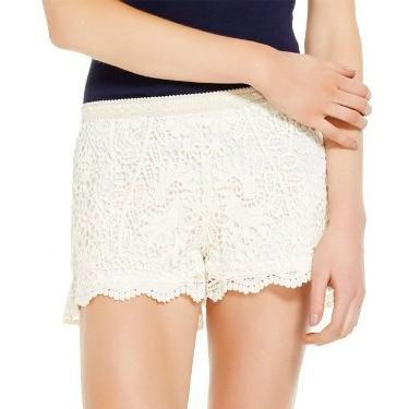 Target Crochet Shorts