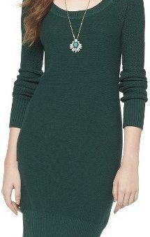 Target sweater dress