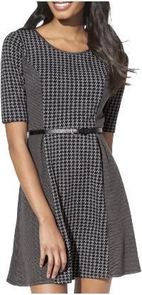 Target textured knit dress