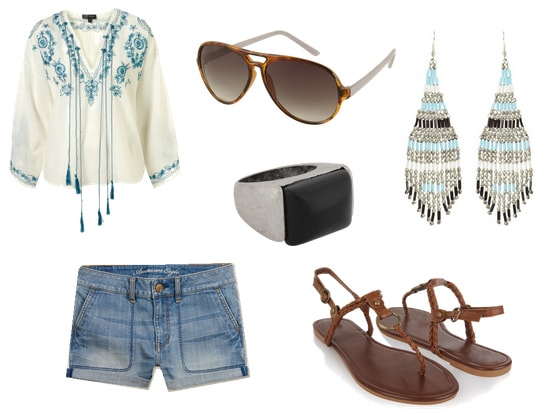 Tassel Outfit 1