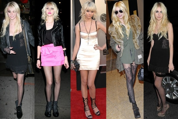 Taylor Momsen fashion