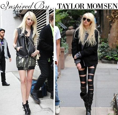 Taylor Momsen's style