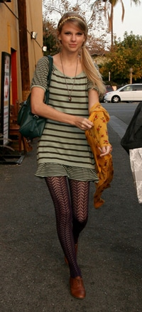 Taylor Swift Mixed Prints
