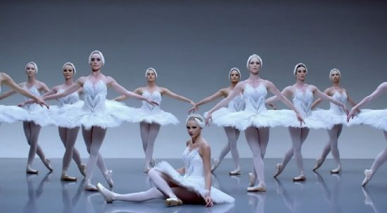 Taylor swift shake it off ballerinas