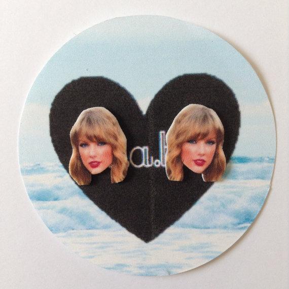 Taylor Swift earrings