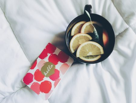 Tea in bed