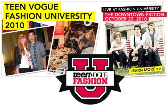 teen vogue fashion u