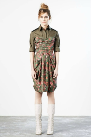Thakoon Addition Pre-Fall 2012 Look 1