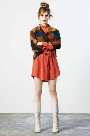 Thakoon Addition Pre-Fall 2012 Look 2