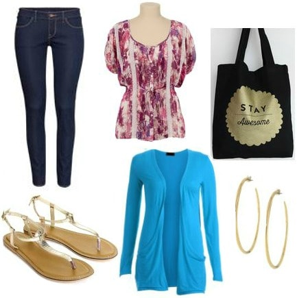 The awesomes outfit