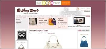 The Bag Snob