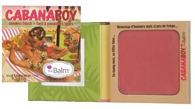 The Balm's Cabana Boy Blush