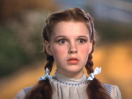 Fashion inspiration: Dorothy Gale from The Wizard of Oz