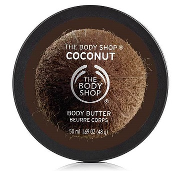 The Body Shop Coconut Nourishing Body Butter