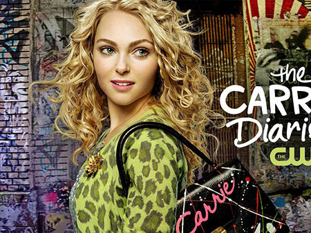 The carrie diaries logo