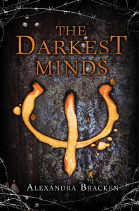 The Darkest Minds book cover - Alexandra Bracken