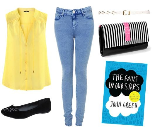 Fashion inspired by The Fault In Our Stars