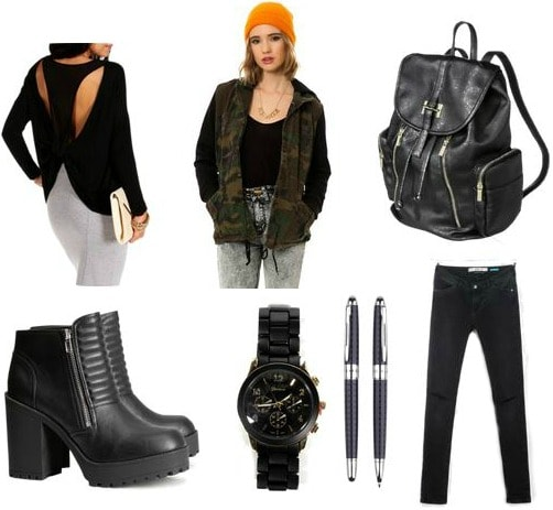 The field outfit