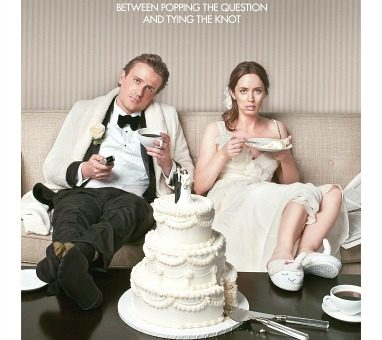 The Five-Year Engagement movie poster