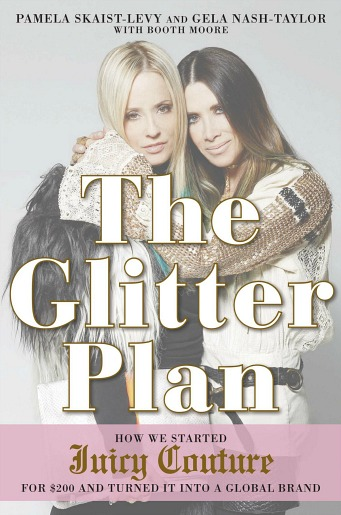The Glitter Plan book cover